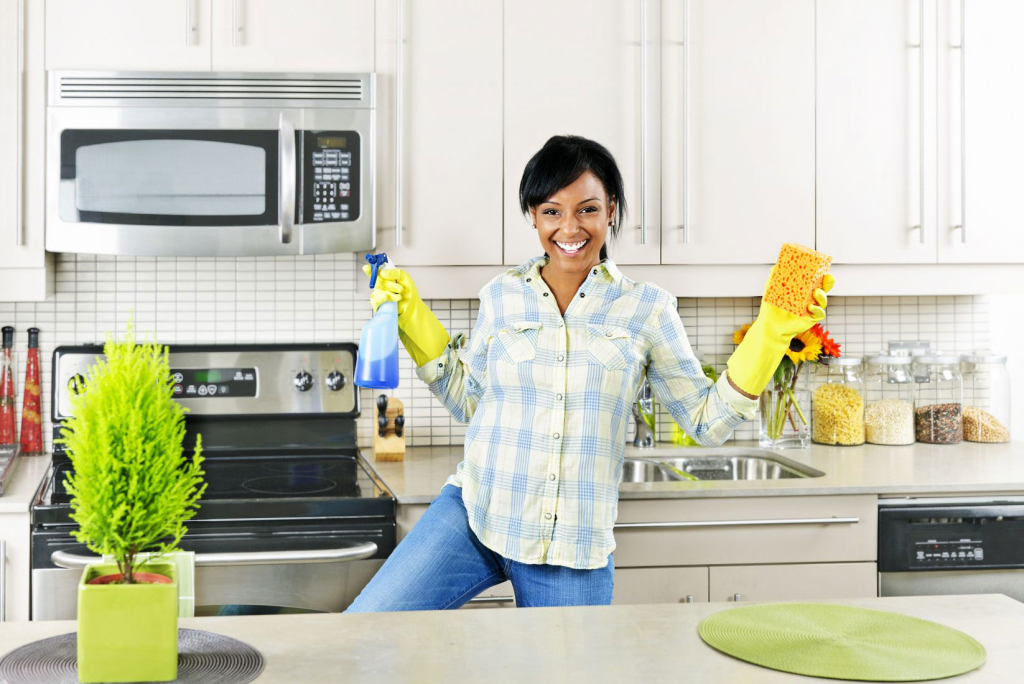 house-cleaning Peachy Clean top Maid service in Atlanta